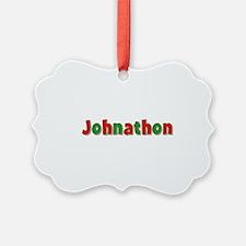Johnathon Christmas Ornament