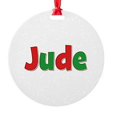 Jude Christmas Ornament