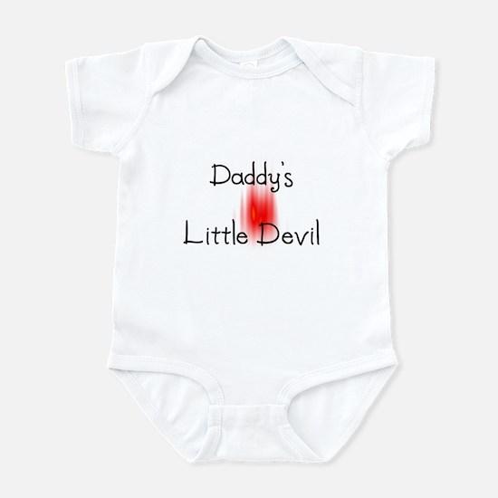 Daddy's Little Devil Infant Bodysuit