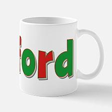 Clifford Christmas Mug