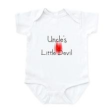 Uncle's Little Angel Infant Bodysuit