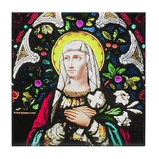 St Theresa Tile Coaster