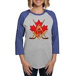canmasonhockey copy.png Womens Baseball Tee