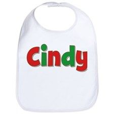 Cindy Christmas Bib