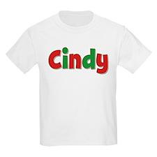 Cindy Christmas T-Shirt