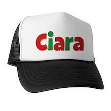 Ciara Christmas Trucker Hat