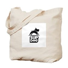 SUP DOG 3 Tote Bag