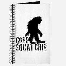 Gone Squatchin print 3 Journal