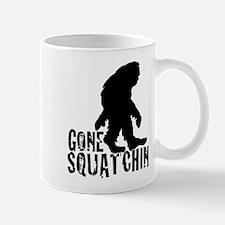 Gone Squatchin print 3 Mug