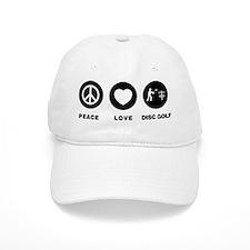 Disc Golf Baseball Cap
