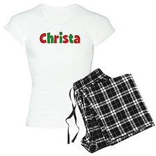 Christa Christmas Pajamas