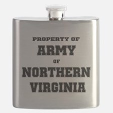 Proprty of the Army of Northern Virginia Flask
