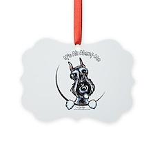 SP Schnauzer IAAM Ornament