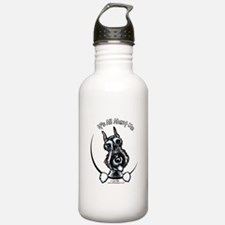 SP Schnauzer IAAM Water Bottle