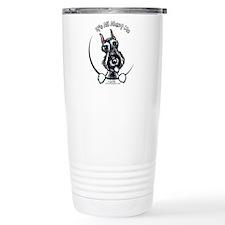 SP Schnauzer IAAM Travel Mug