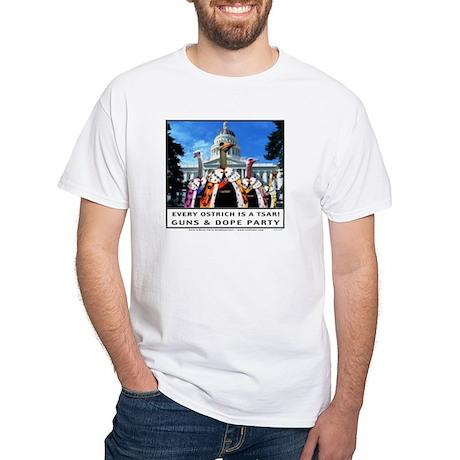 Every ostrich is a Tsar! T-Shirt