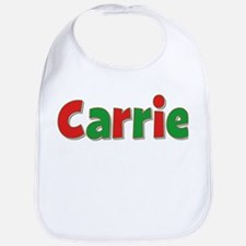 Carrie Christmas Bib