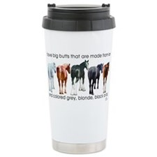 Cute Carriages Travel Mug