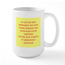 yahtzee Mug