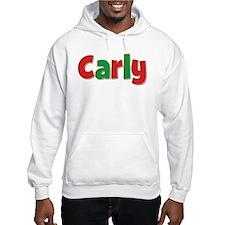Carly Christmas Hoodie Sweatshirt