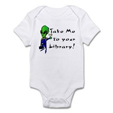 Take Me Infant Bodysuit