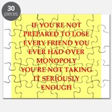 MONOPOLY Puzzle