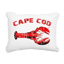 capecodlobster.png Rectangular Canvas Pillow