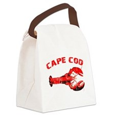 capecodlobster.png Canvas Lunch Bag