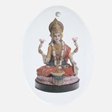 Lakshmi Ornament (Oval)