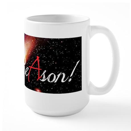 WholyReason! Large Mug