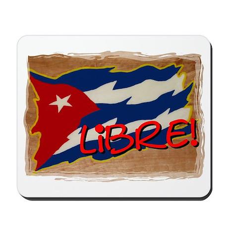 CUBA LIBRE! Mousepad