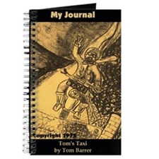 Tom's Taxi Journal
