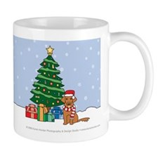 Nova Scotia Duck Tolling Retriever Christmas Mug