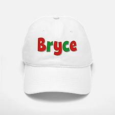 Bryce Christmas Baseball Baseball Cap