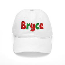 Bryce Christmas Baseball Cap