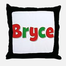Bryce Christmas Throw Pillow