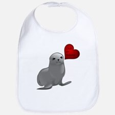 Baby Seal Club and Release Bib