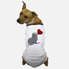 Baby Seal Club and Release Dog T-Shirt