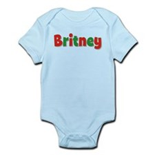 Britney Christmas Onesie
