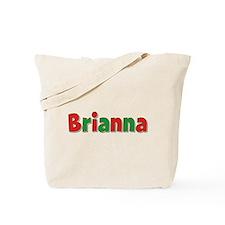 Brianna Christmas Tote Bag