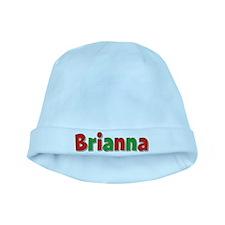 Brianna Christmas baby hat
