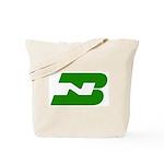 Burlington Northern Tote Bag