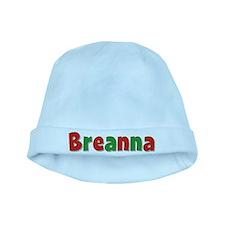 Breanna Christmas baby hat