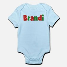 Brandi Christmas Infant Bodysuit