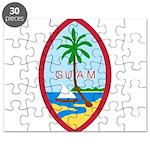 Seal of Guam Puzzle