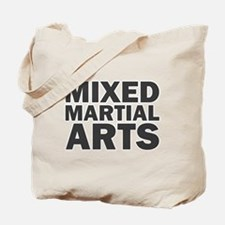 Mixed Martial Arts Tote Bag