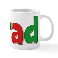 Brad Christmas Mug