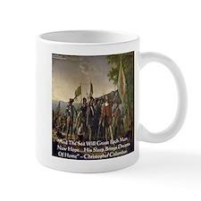 Christopher Columbus Lands Mug