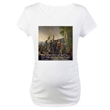 Christopher Columbus Lands Shirt