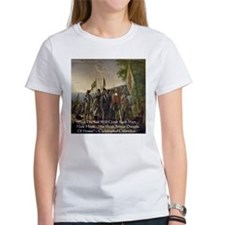 Christopher Columbus Lands Tee